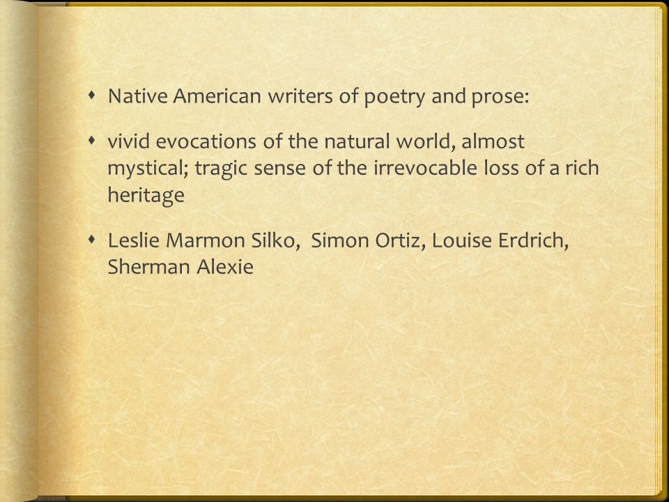 ceremony a novel by leslie marmon Leslie marmon silko (born leslie marmon born march 5, 1948) is a laguna pueblo writer and one of the key figures in the first wave of what literary critic kenneth lincoln has called the native american renaissance silko was a debut recipient of the macarthur foundation grant in 1981 and the native writers' circle of the americas.