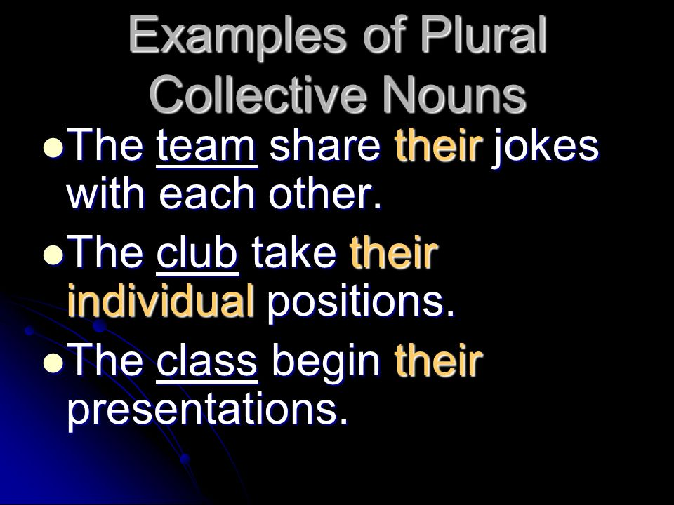singular and plural nouns examples pdf