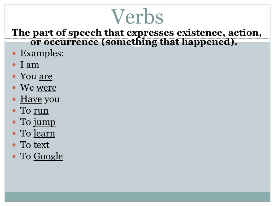 Learn past participle form of verbs