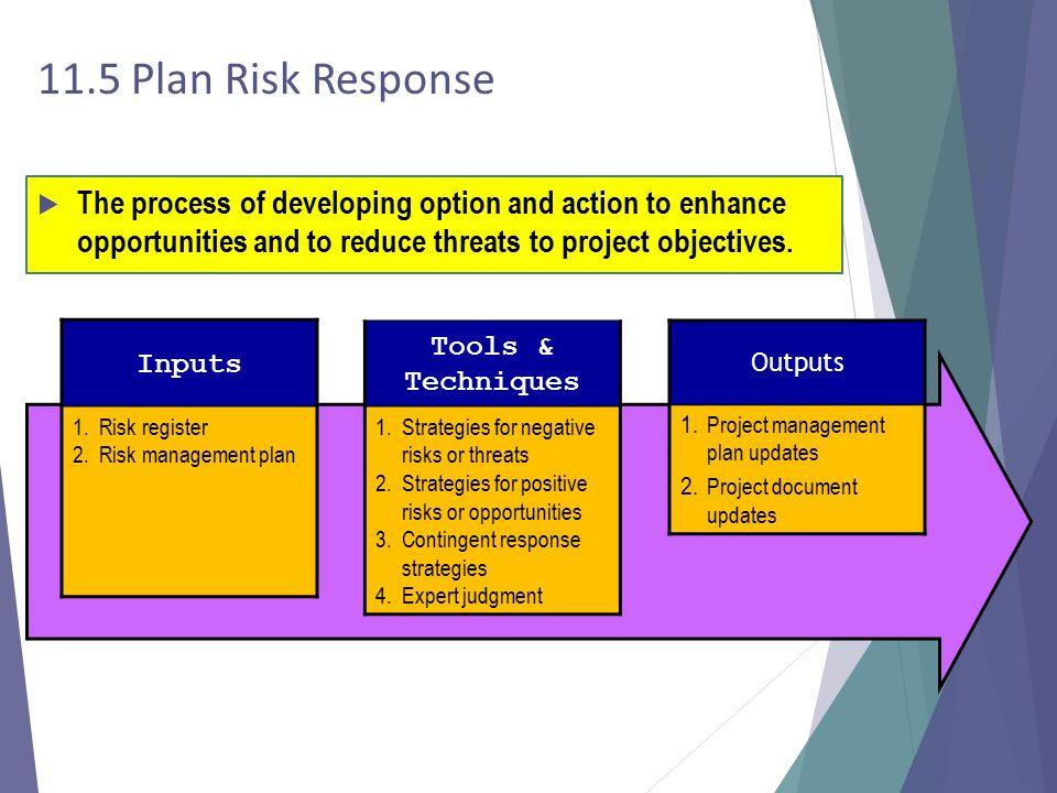 Project Risk Management - ppt download