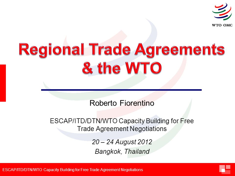 regional trade arrangements Regional integration agreements (rias) have led to major developments in international relations between and among many countries, specifically increases in international trade and investment and in the formation of regional trading blocs.