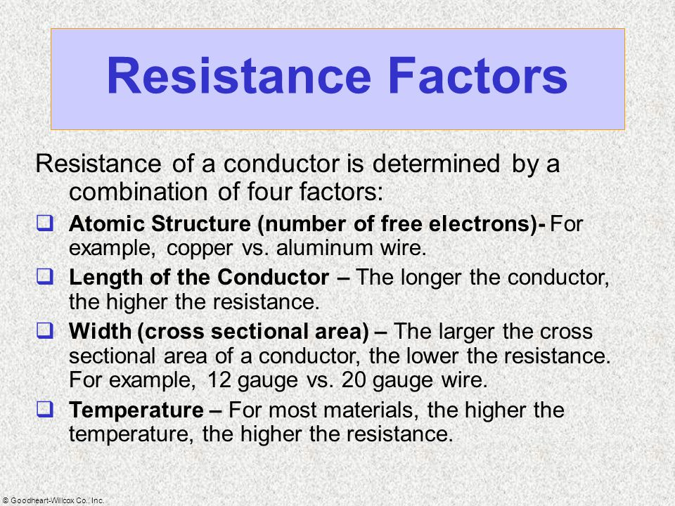 Aluminum vs copper wire dolgular electrical fundamentals ppt video online download greentooth Image collections