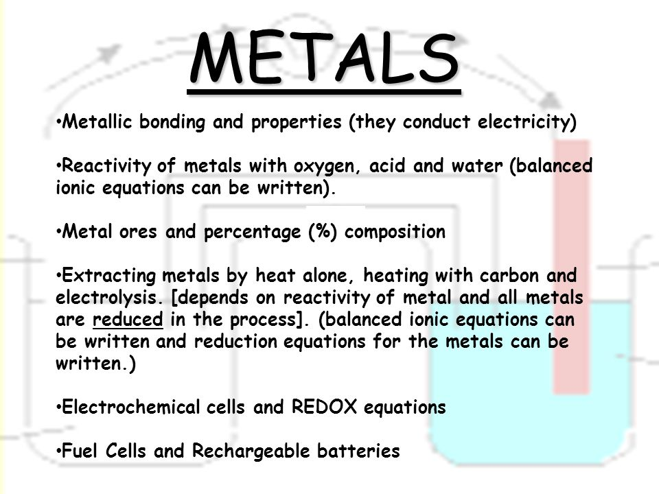 Why do metals conduct electricity gcse best electricity 2017 electricity in chemistry gcse revision xtremepapers urtaz Image collections