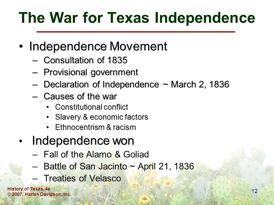 an analysis of causes of independence in the fight for the independence of mexico The mexican war of independence began the ripple effect of the independence movement throughout latin america learn about the causes of the war, timeline of important events, and the historical.