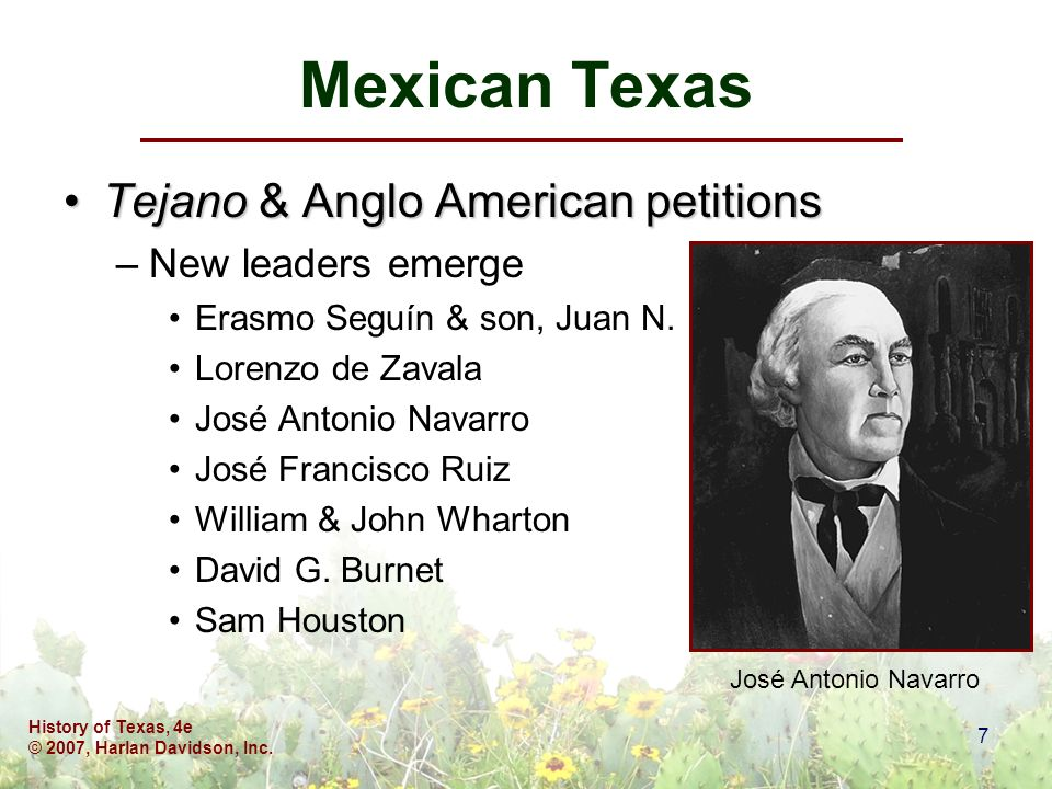 a mexican tejano in american texas Tejano leadership in mexican and revolutionary texas de la teja, jesús f published by texas a&m university press de la teja, f tejano leadership in mexican and revolutionary texas.