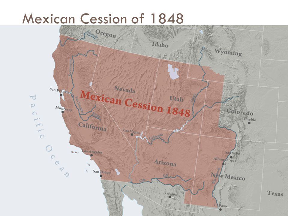Mexican Cession of 1848
