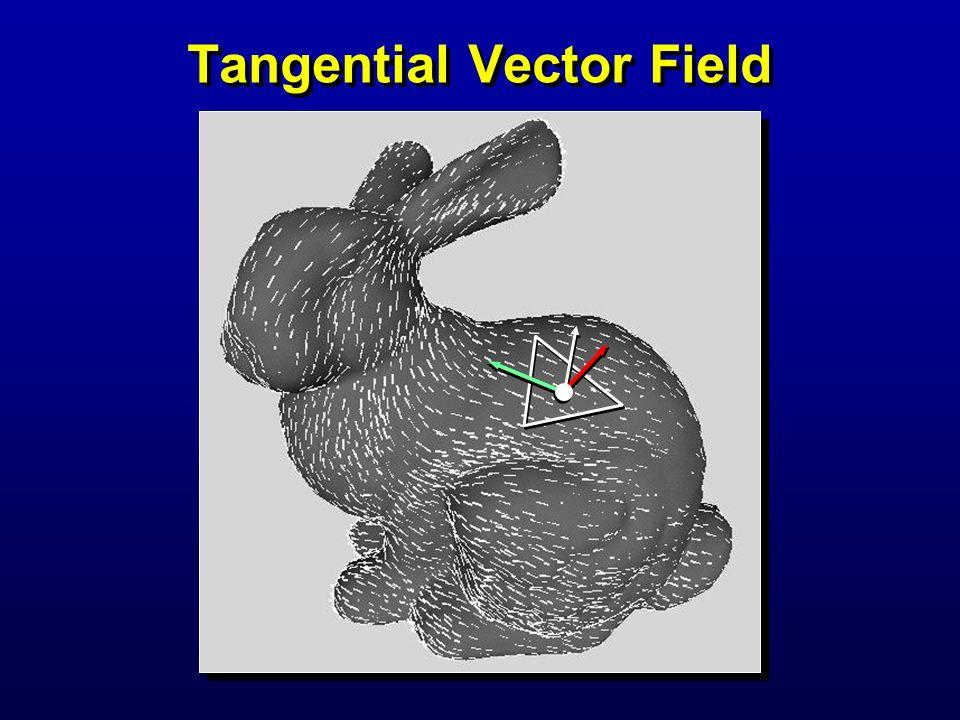 Tangential Vector Field