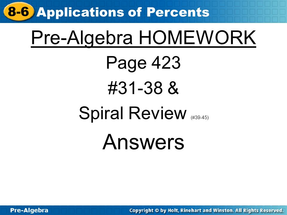 homework help algebra 1 Easy, algebra 1 homework has to be done perfectly you can fill in the answers with explanations on the edible pdf file, if needed i have a word document that can be.
