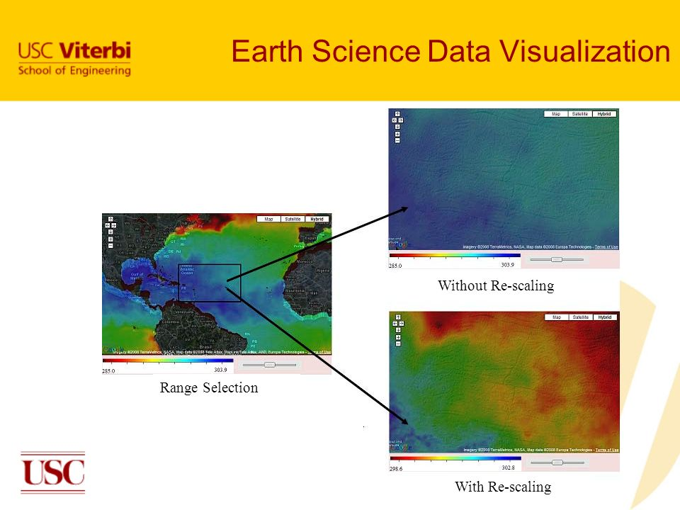 Earth Science Data Visualization