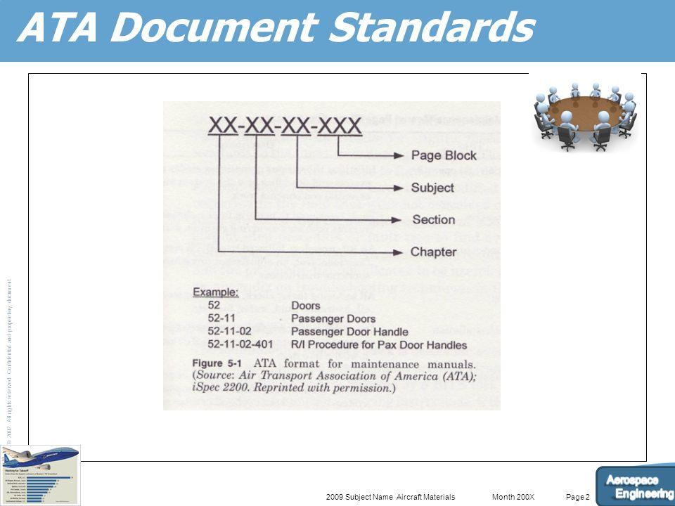 ata ispec 2200 information standards for aviation maintenance manual