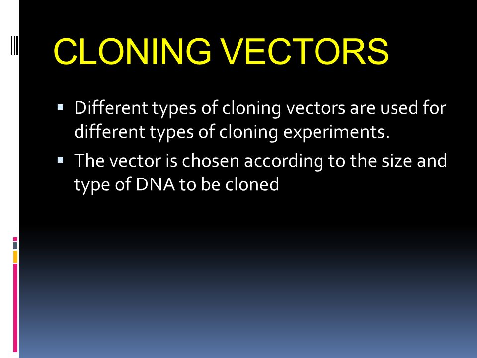 a review of cloning as the new trend of the century Genetic engineering of food is the science which involves deliberate modification of the genetic material of plants or animals it is an old agricultural practice carried on by farmers since early historical times, but recently it has been improved by technology.
