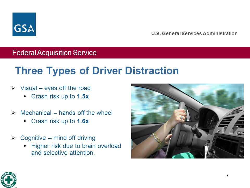3 types of drivers essay