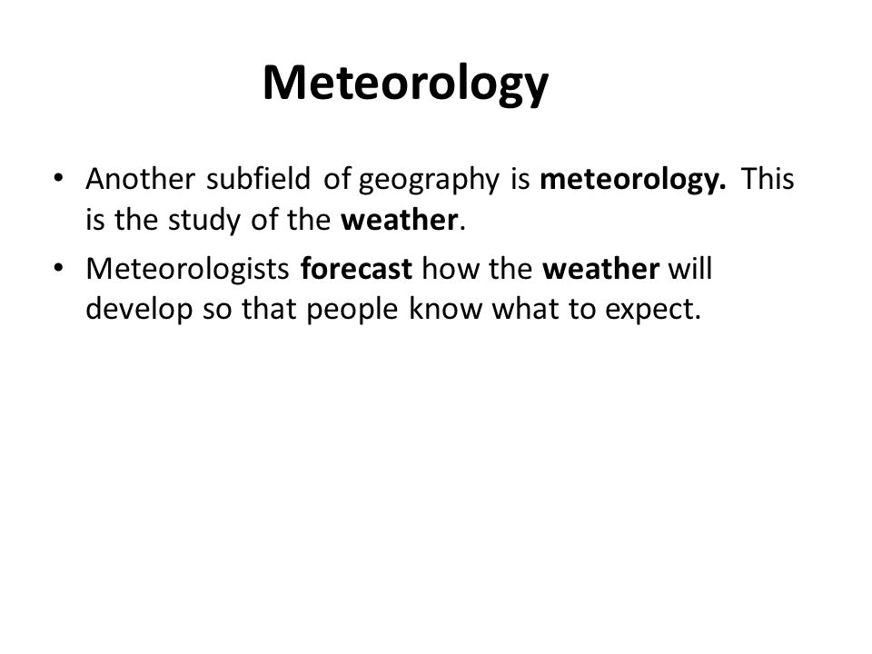 a description of how essential is meteorology the study of weather 2018-5-24  meteorology definition: the definition of meteorology is the climate and weather of a place, or is the scientific study of climate and weather (noun).