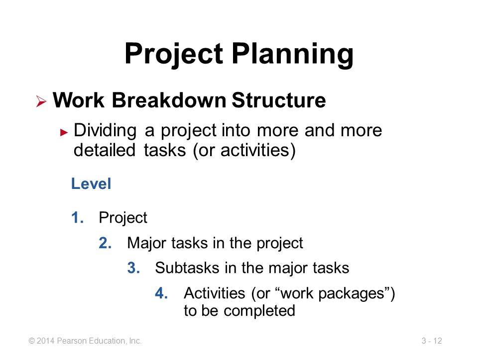 3 Project Management PowerPoint presentation to accompany ...
