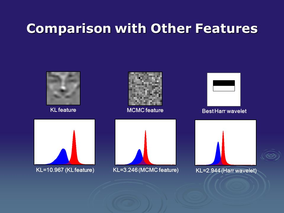 Comparison with Other Features
