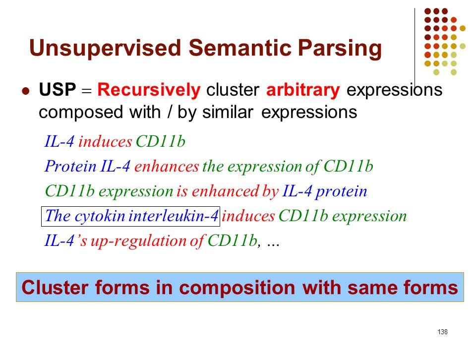 Unsupervised Semantic Parsing