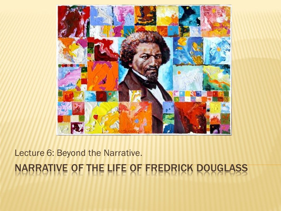 a review of narrative of the life of fredrick douglass Frederick douglass' narrative of the life of frederick douglass: an american slave, one of the finest nineteenth century slave narratives, is the autobiography of the most well-known african .