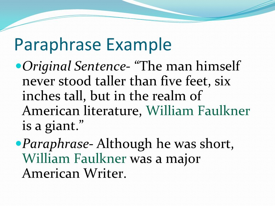 Note-taking Paraphrase, Quote, Summary, Citation. - ppt video online ...