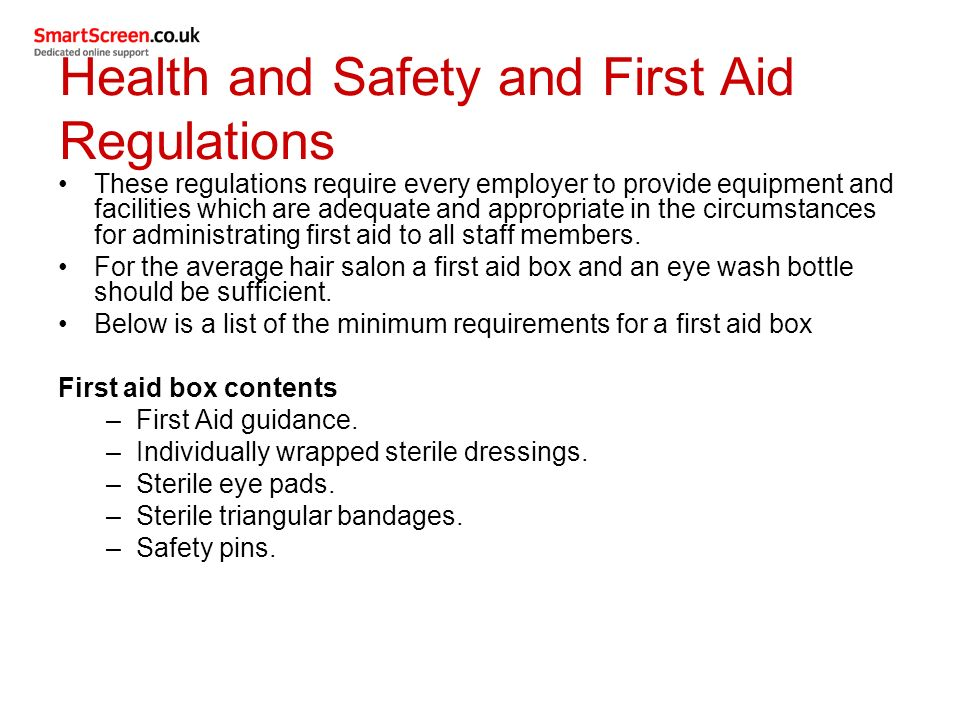 monitor and maintain health and safety Madec occupational health & safety management at all levels is required to implement and keep under review the company's safety program in consultation with its workers implement controls and monitor controls.