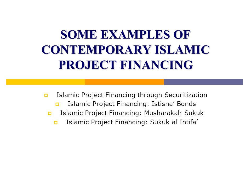 islamic finance issues with securitization The sukūk market is the fastest growing segment of international finance the  study explores the dimension of this market, its growth globally and the main.