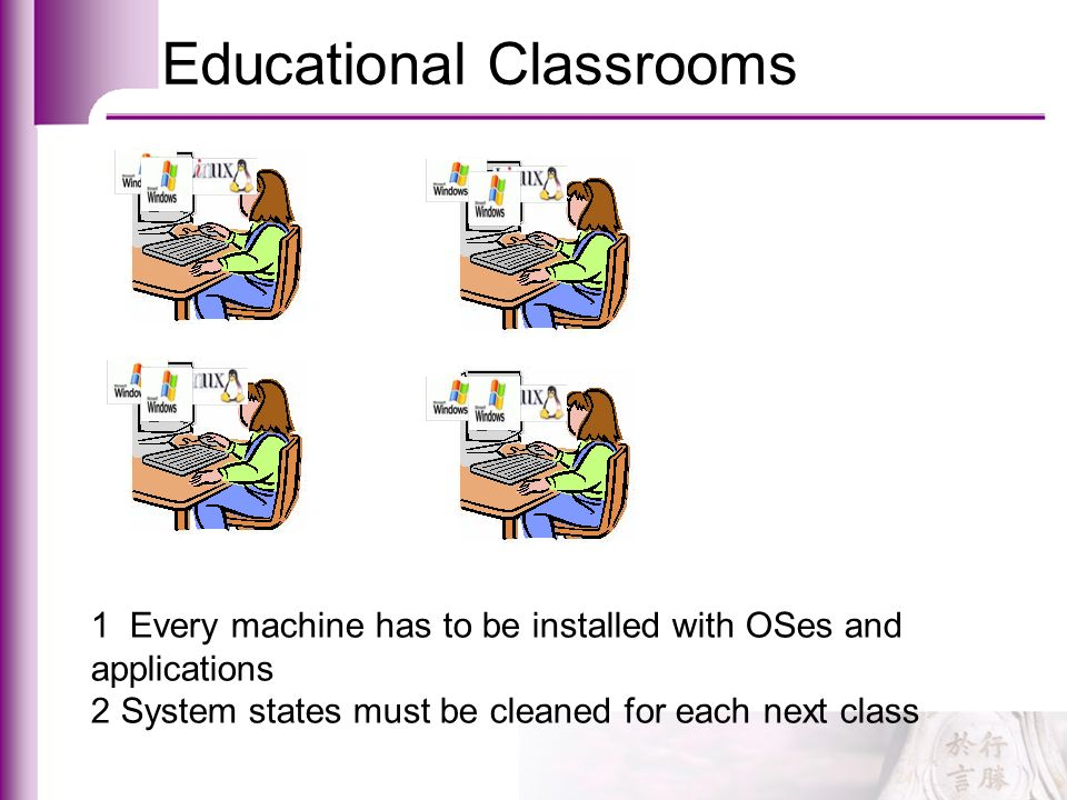 Educational Classrooms