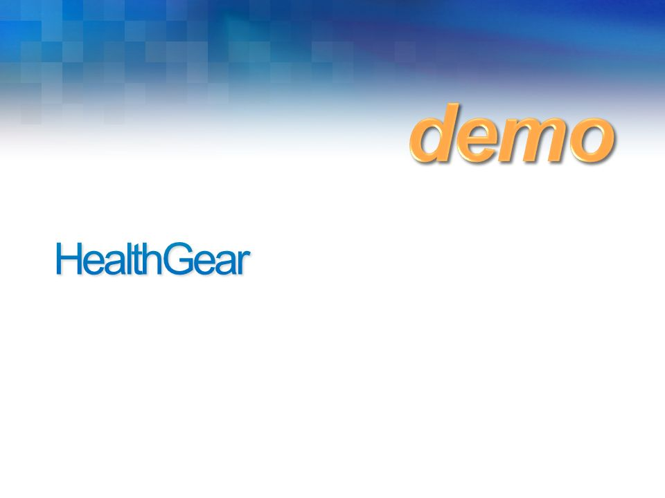 3/27/2017 10:02 PM demo. HealthGear.