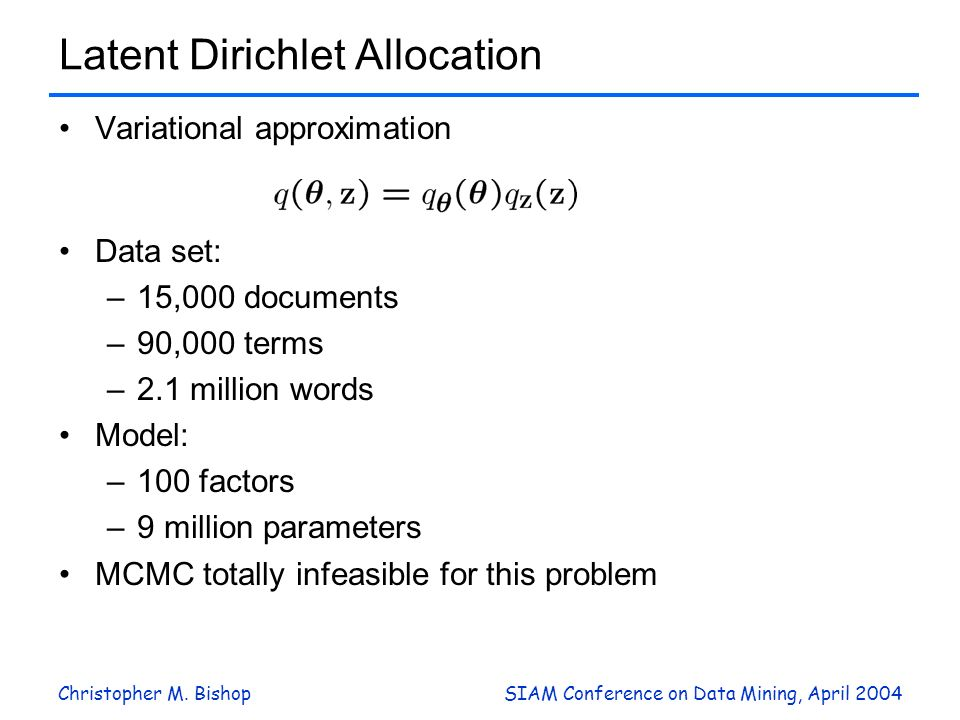 Latent Dirichlet Allocation
