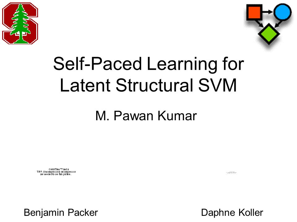 Self-Paced Learning for Latent Structural SVM