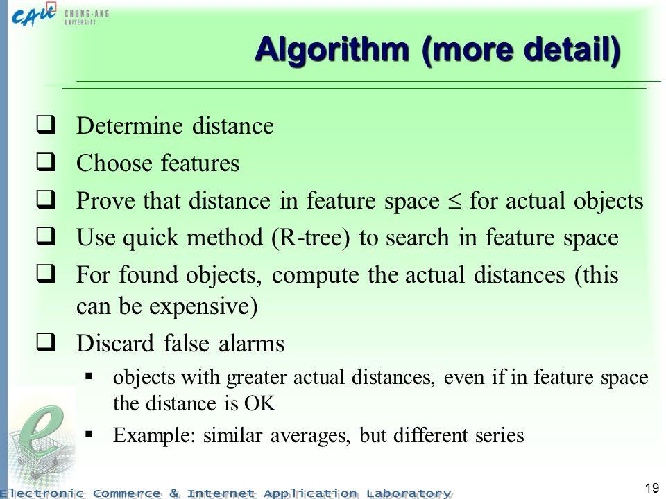 Algorithm (more detail)