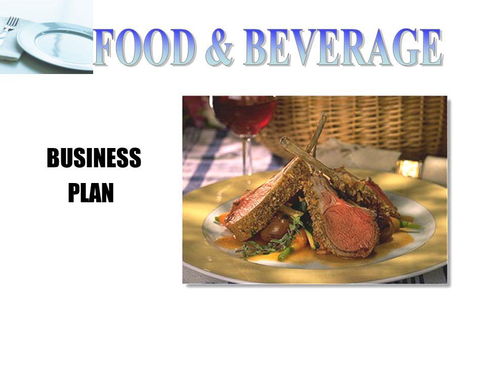 food beverage plan