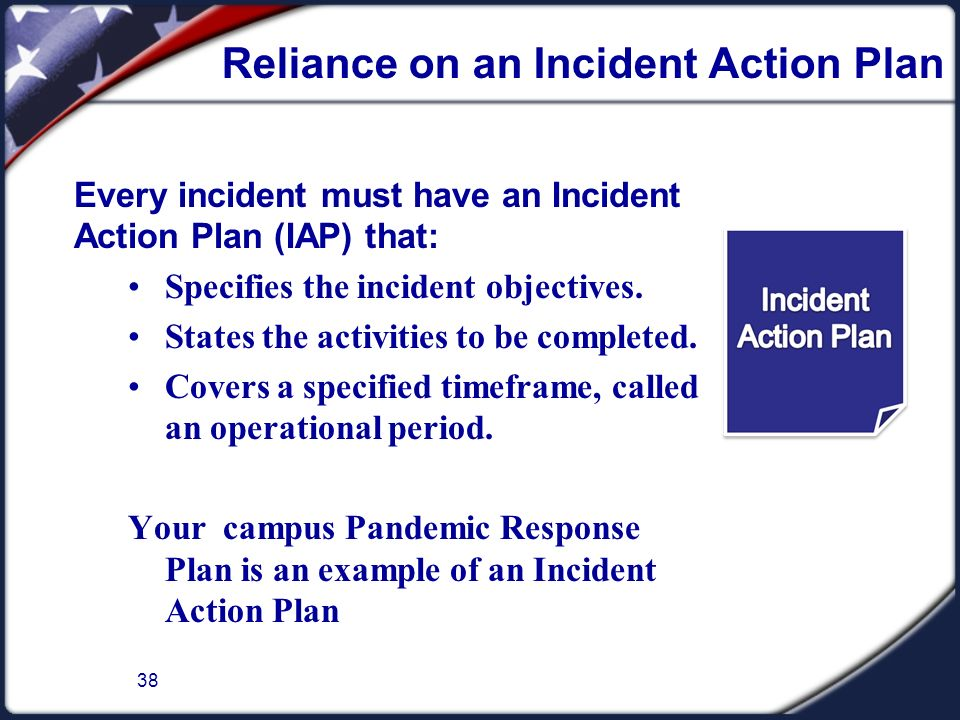 Emergency Response Training And Incident Command  Ppt Download