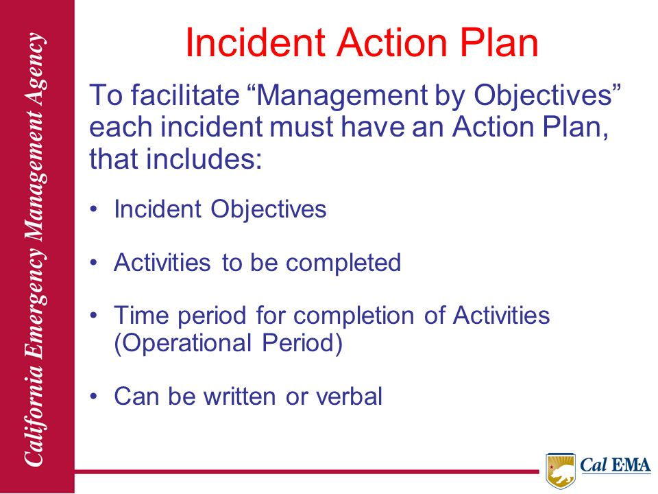 Introduction To Incident Command System (Is 100B) - Ppt Video