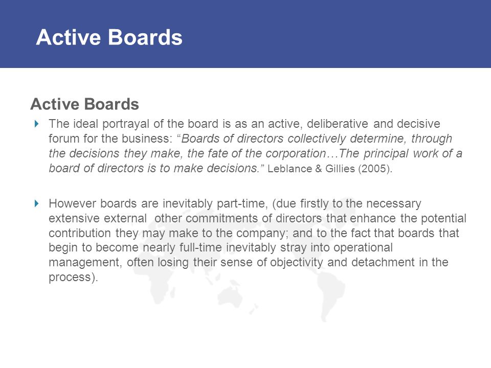 Active Boards Active Boards