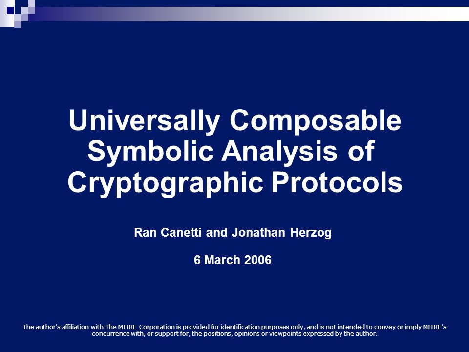 Universally Composable Symbolic Analysis of Cryptographic Protocols