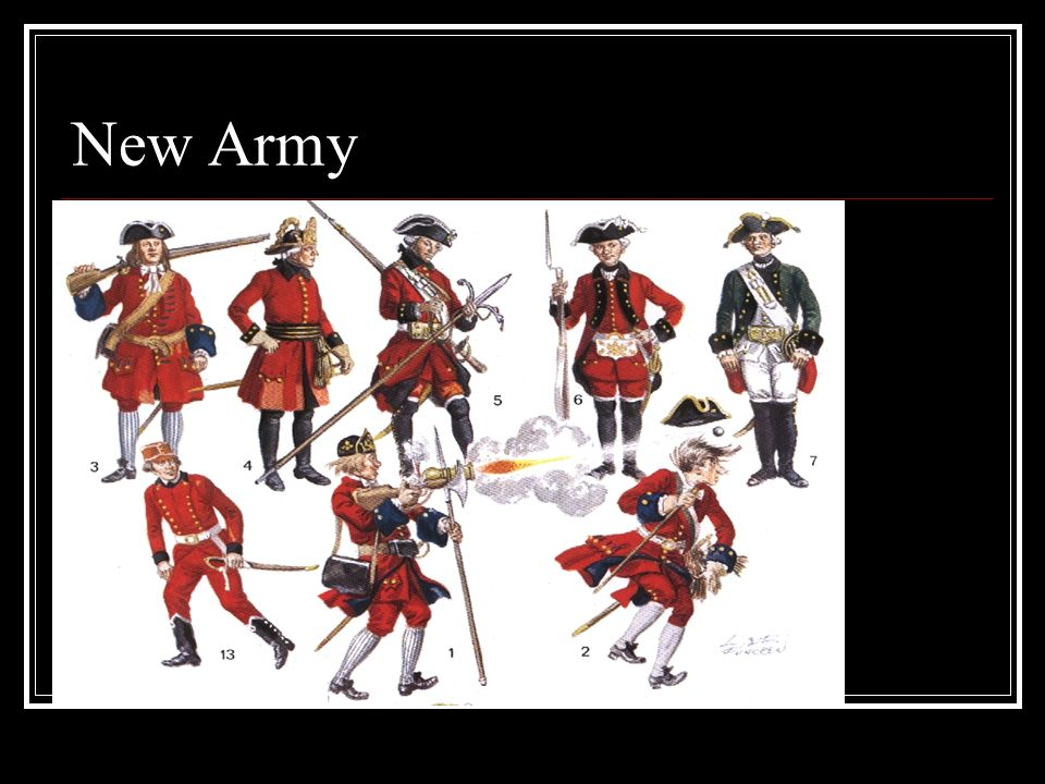 New Army