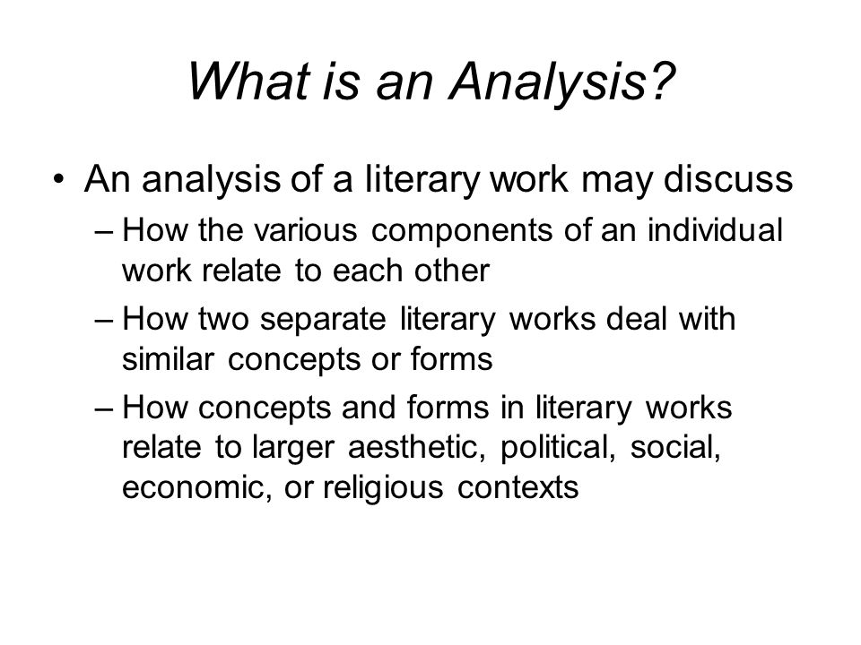 a literary analysis of may days Your analysis can make generalizations across a and suggests that including one or more of the tables that you create may be helpful in your literature review.