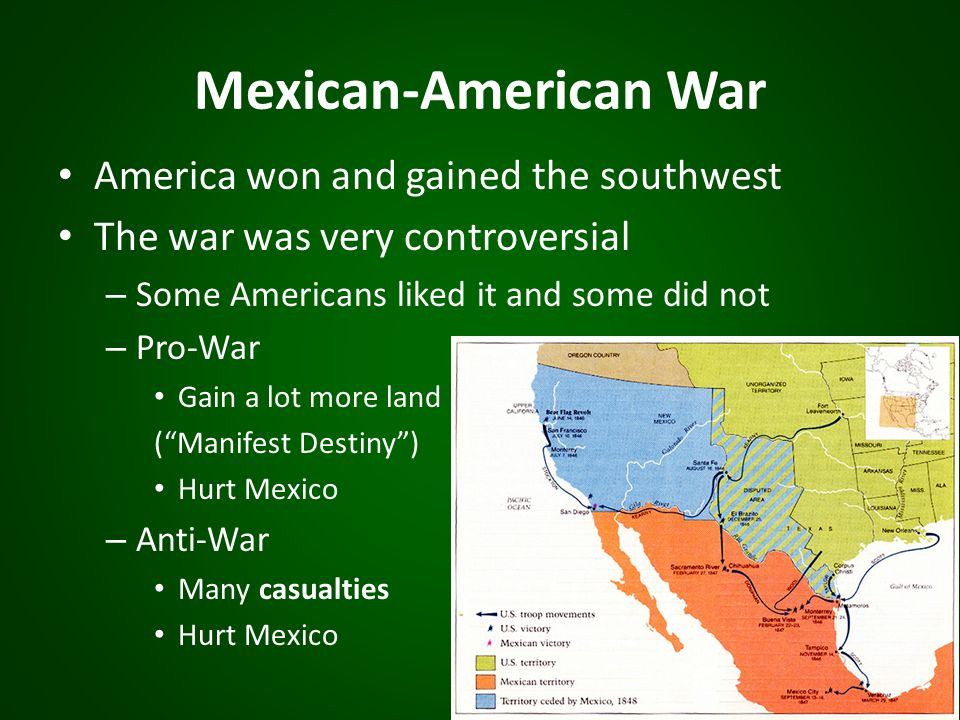 The Fraudulent Mexican-American War (1846-48)