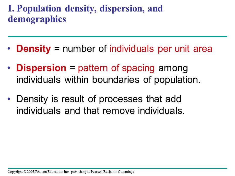 Chapter 53 Population Ecology. - ppt download