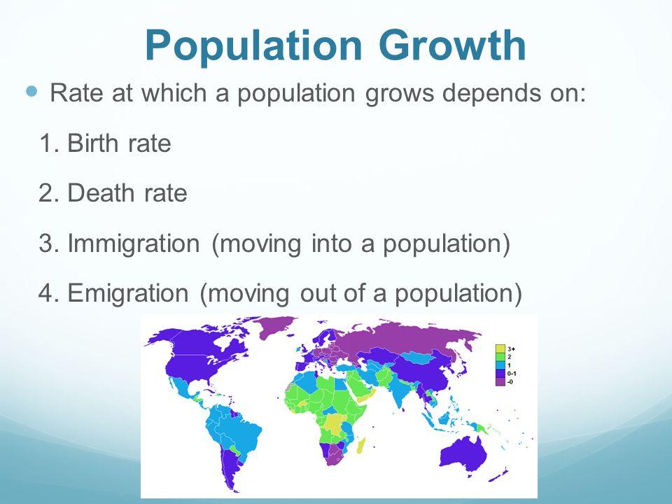 2 Population ...