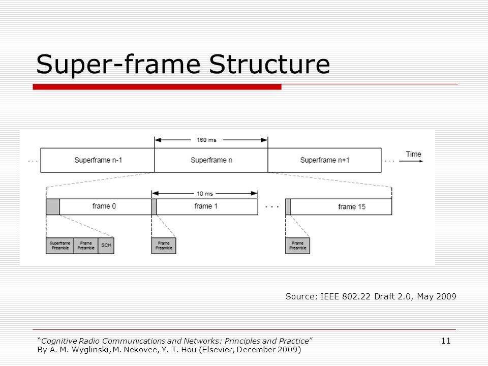 Super-frame Structure