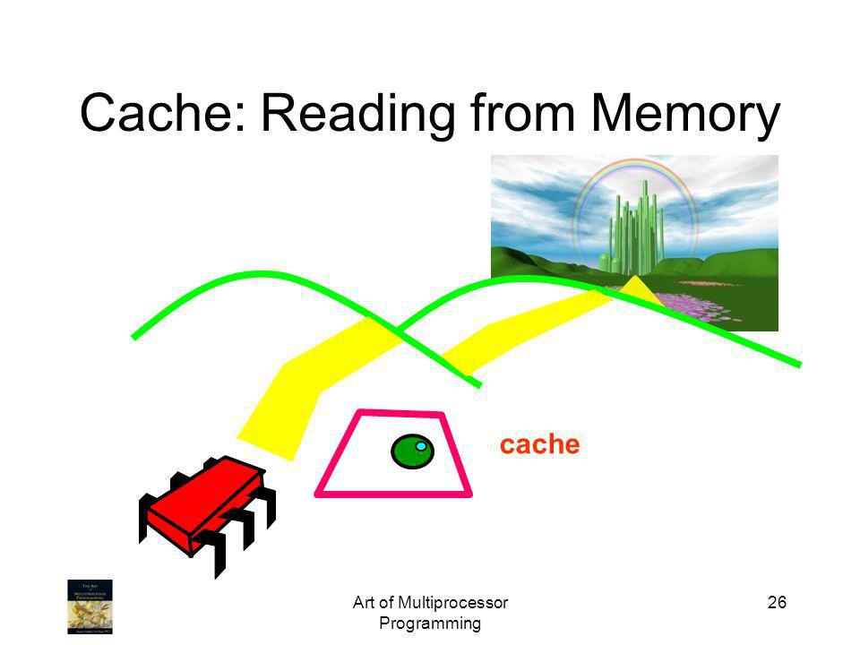 Cache: Reading from Memory