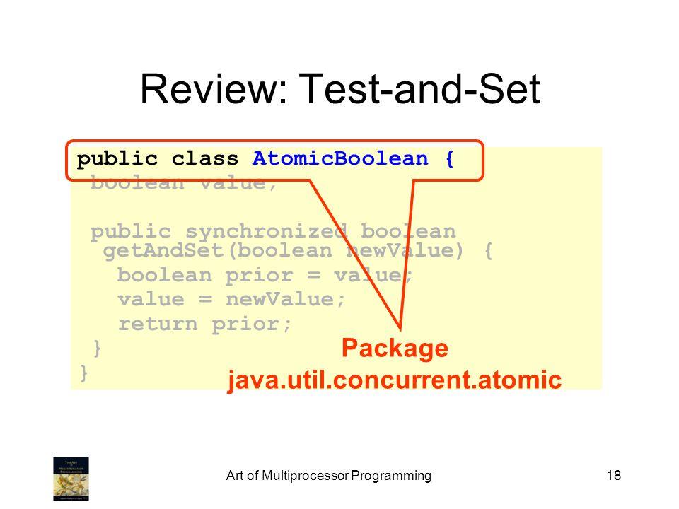 java.util.concurrent.atomic