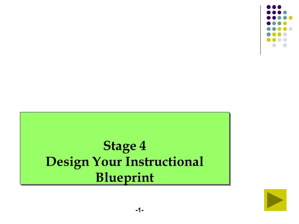 Design your instructional blueprint ppt video online download design your instructional blueprint malvernweather Images