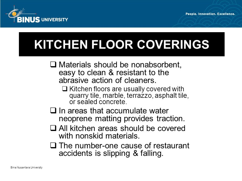 Kitchen Floor Coverings