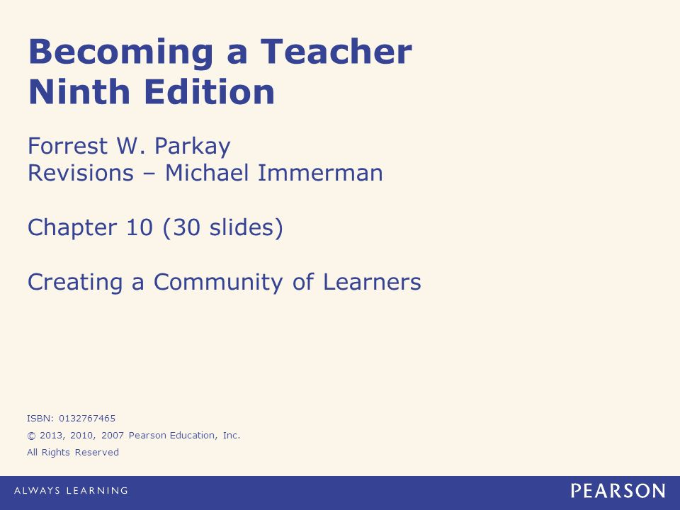 becoming a successful teacher It is up to you to teach them the following are several methods for operating at  higher levels of bloom's taxonomy you probably do some of these and have.