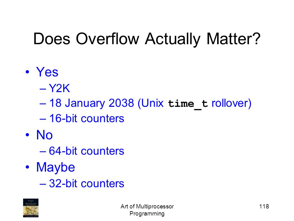 Does Overflow Actually Matter