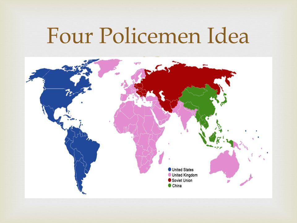 Four Policemen Idea
