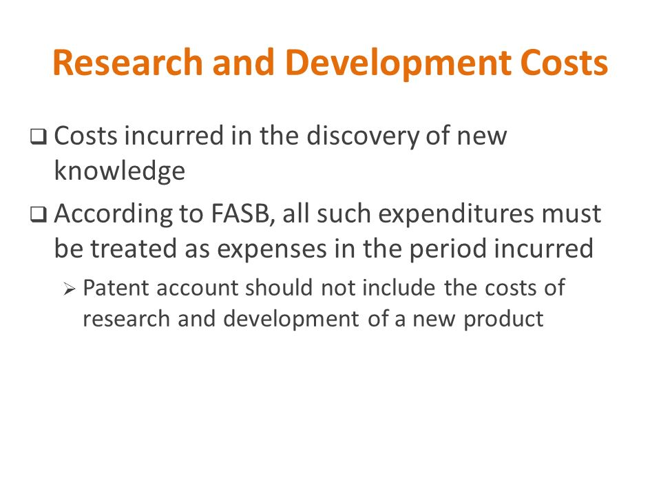 ias 38 research and development Research and development 1  what gets expensed as r&d under nz ias 38 intangible assets  do my activities meet the definitions of 'research' or.