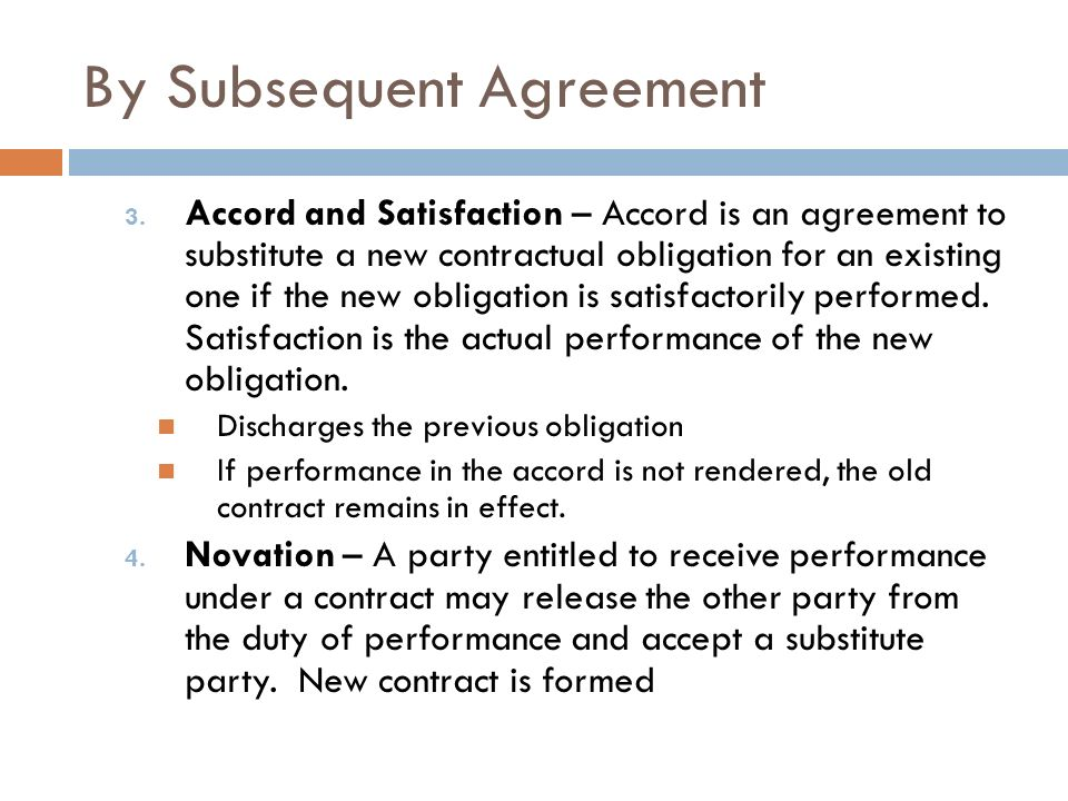 Contractual Obligations And Their Enforcement - Ppt Download