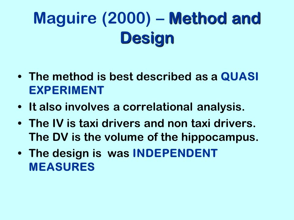 Maguire core study - YouTube